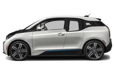 90 Degree Profile 2014 BMW i3