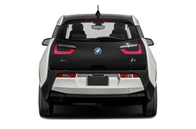 Rear Profile  2014 BMW i3