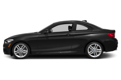 90 Degree Profile 2014 BMW 228