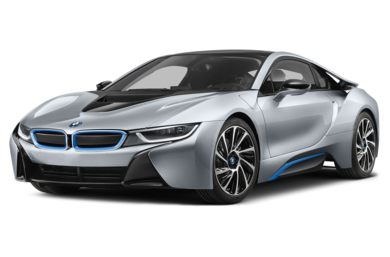 3/4 Front Glamour 2015 BMW i8