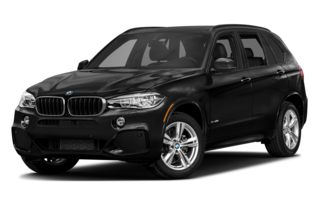 3/4 Front Glamour 2014 BMW X5