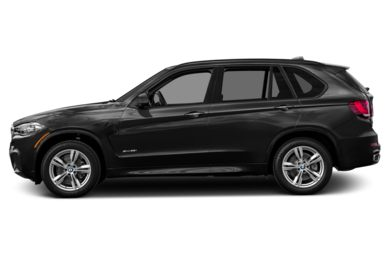 90 Degree Profile 2016 BMW X5