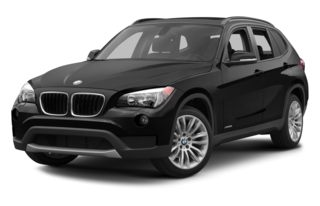 3/4 Front Glamour 2014 BMW X1