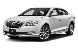 3/4 Front Glamour 2015 Buick LaCrosse