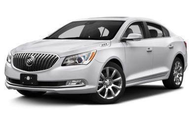 3/4 Front Glamour 2014 Buick LaCrosse