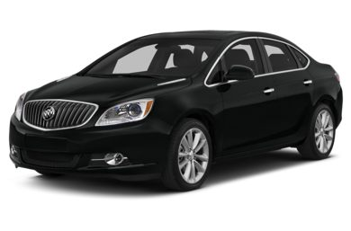 3/4 Front Glamour 2014 Buick Verano