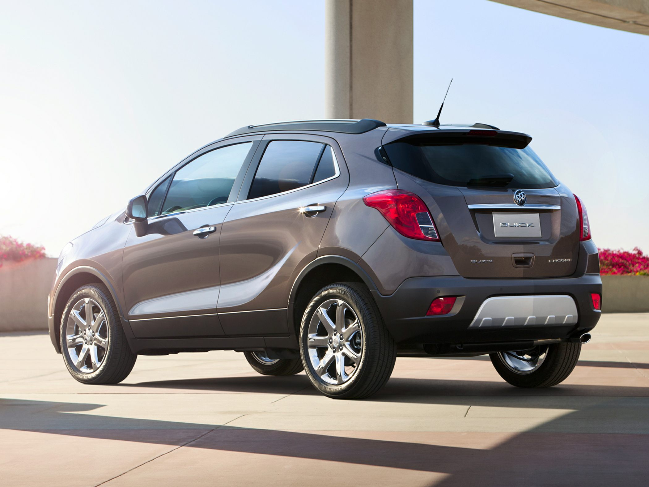 Buick Encore Rear Quarter