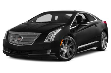 3/4 Front Glamour 2014 Cadillac ELR