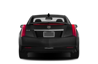 Rear Profile  2014 Cadillac ELR