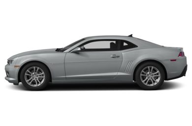 90 Degree Profile 2014 Chevrolet Camaro