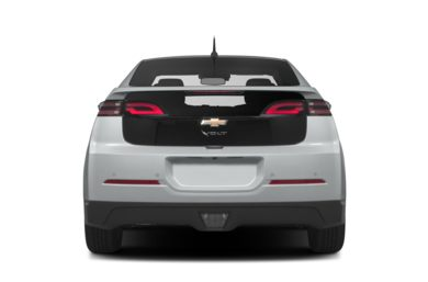 Rear Profile  2014 Chevrolet Volt