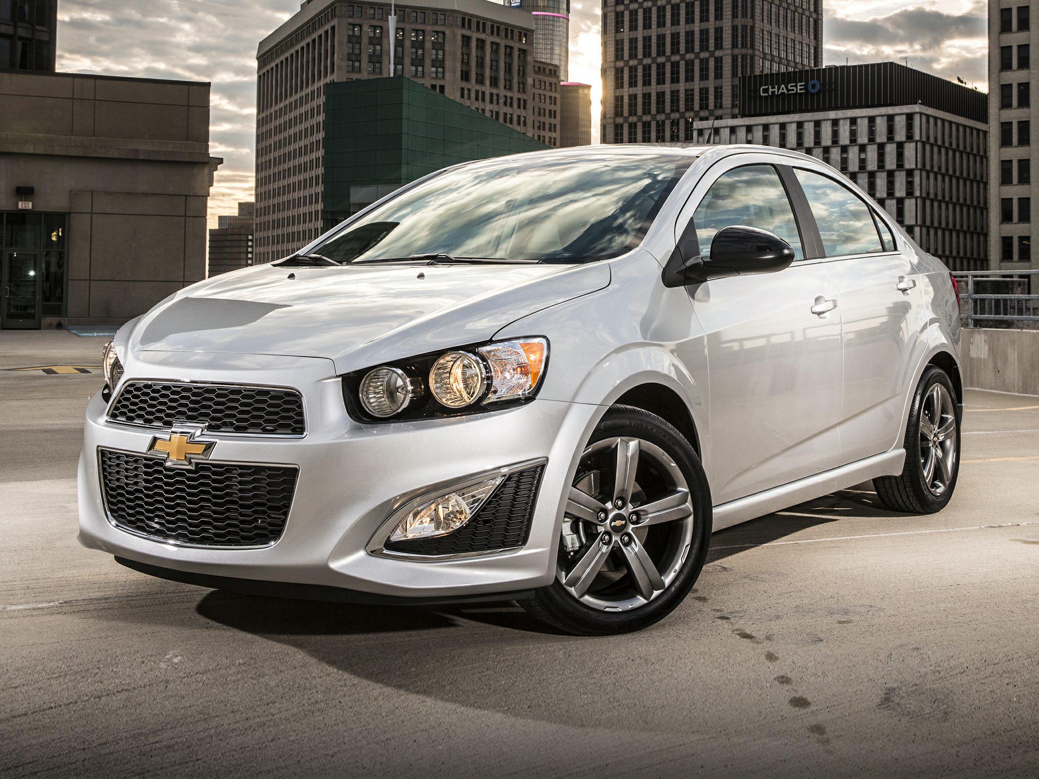 2014 Chevrolet Sonic Glam