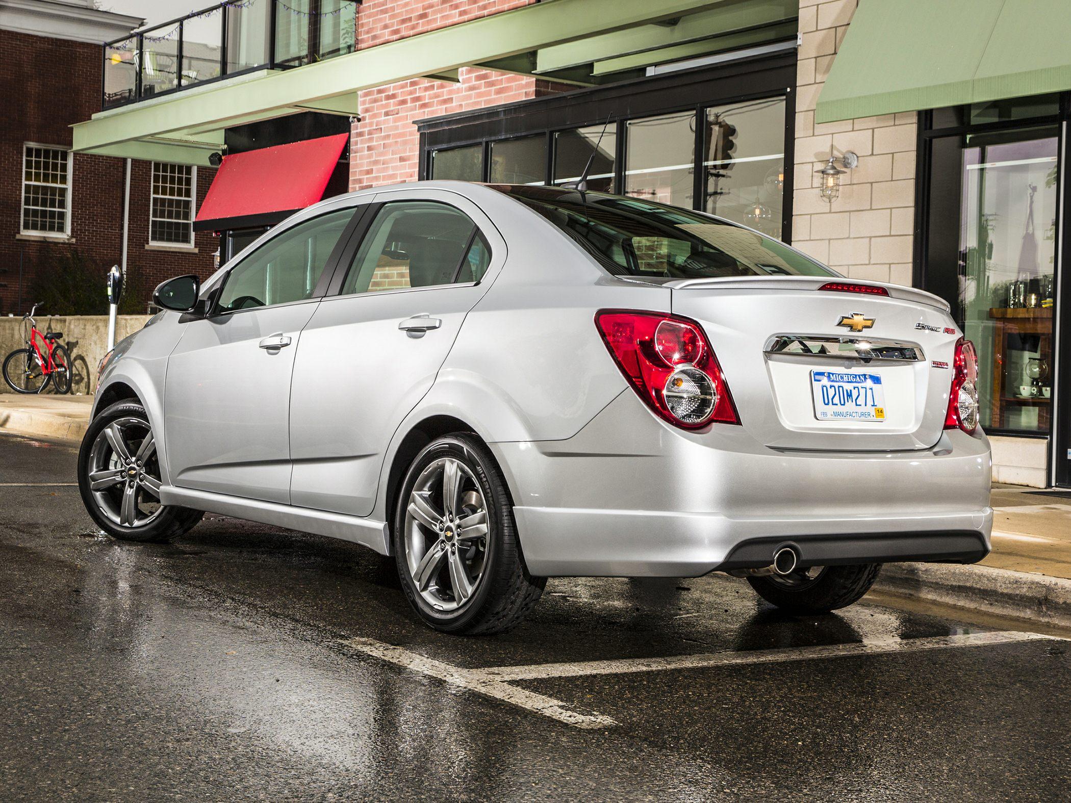 2014 Chevrolet Sonic Glam2