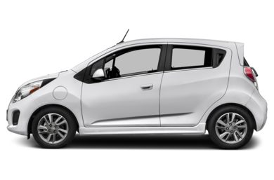 90 Degree Profile 2016 Chevrolet Spark EV
