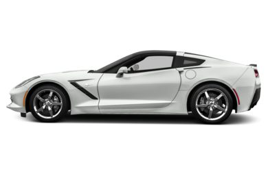90 Degree Profile 2014 Chevrolet Corvette