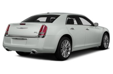 3/4 Rear Glamour  2014 Chrysler 300C