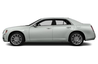 90 Degree Profile 2014 Chrysler 300C