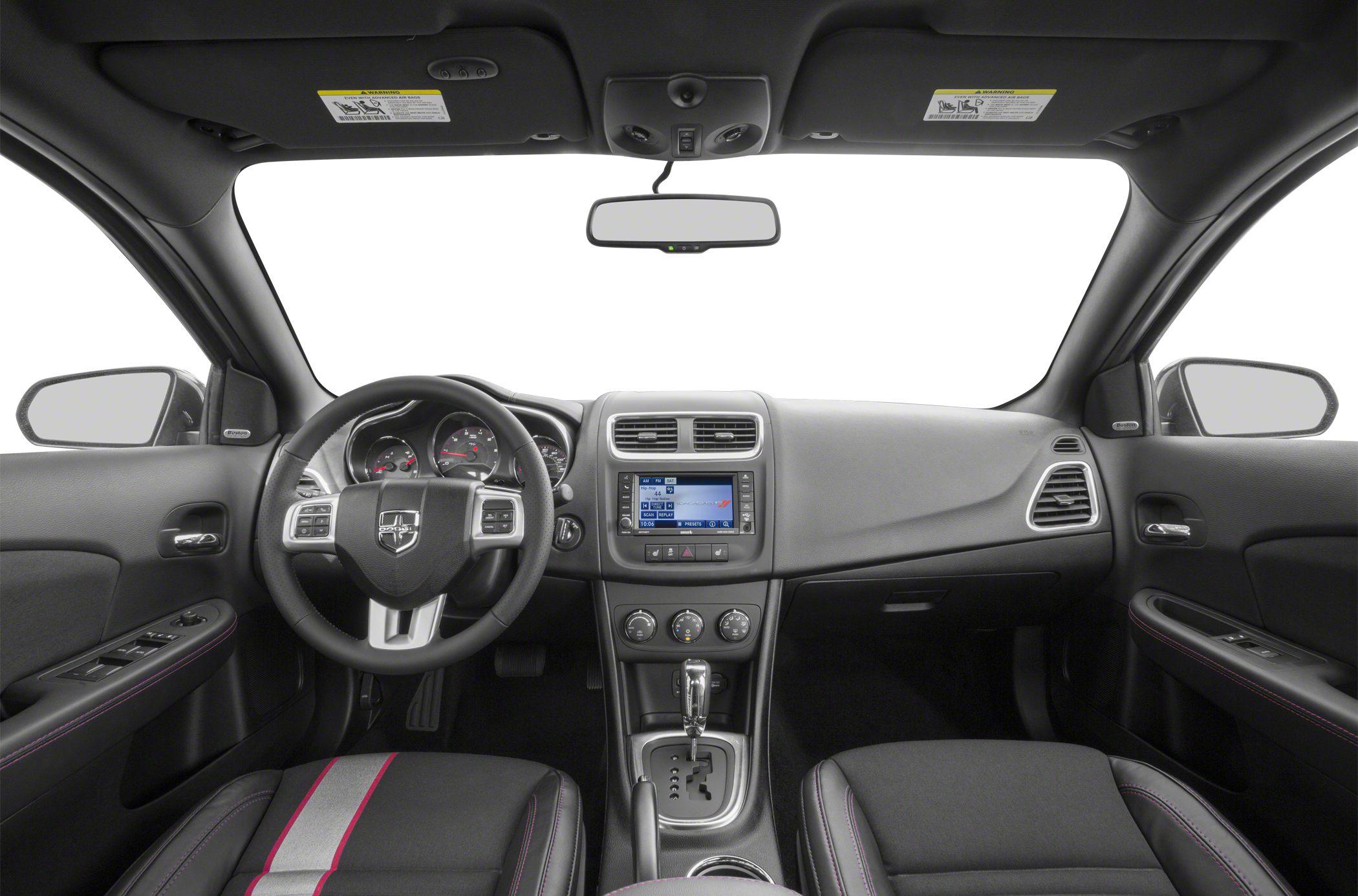 2014 Dodge Avenger Glamour Interior