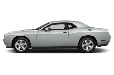 90 Degree Profile 2014 Dodge Challenger