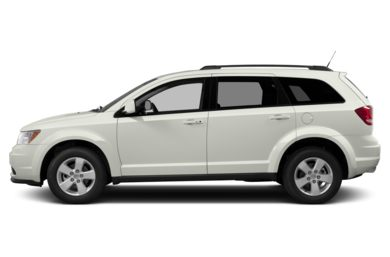 90 Degree Profile 2014 Dodge Journey
