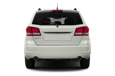 Rear Profile  2014 Dodge Journey
