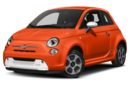 3/4 Front Glamour 2016 FIAT 500e
