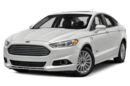 3/4 Front Glamour 2015 Ford Fusion Energi