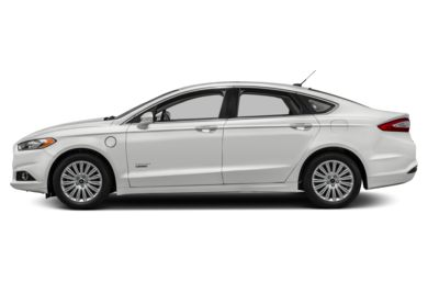 90 Degree Profile 2015 Ford Fusion Energi