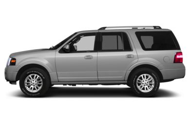 90 Degree Profile 2014 Ford Expedition