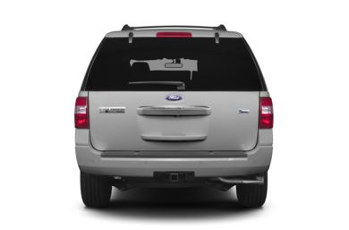 Rear Profile  2014 Ford Expedition