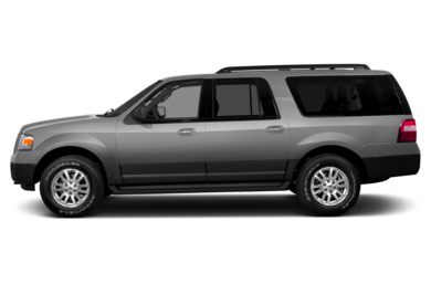 90 Degree Profile 2014 Ford Expedition EL