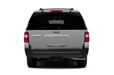 Rear Profile  2014 Ford Expedition EL