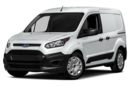 3/4 Front Glamour 2017 Ford Transit Connect