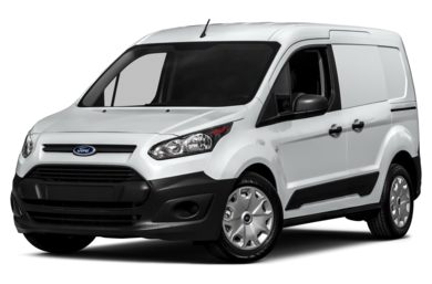 3/4 Front Glamour 2014 Ford Transit Connect