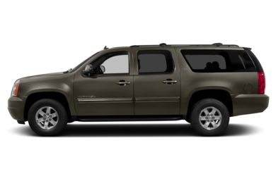 90 Degree Profile 2014 GMC Yukon XL 1500