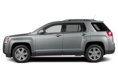 90 Degree Profile 2014 GMC Terrain