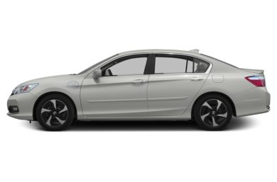 90 Degree Profile 2014 Honda Accord Plug-In Hybrid