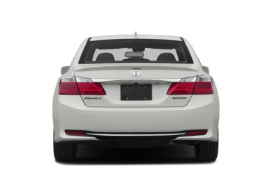 Rear Profile  2014 Honda Accord Plug-In Hybrid