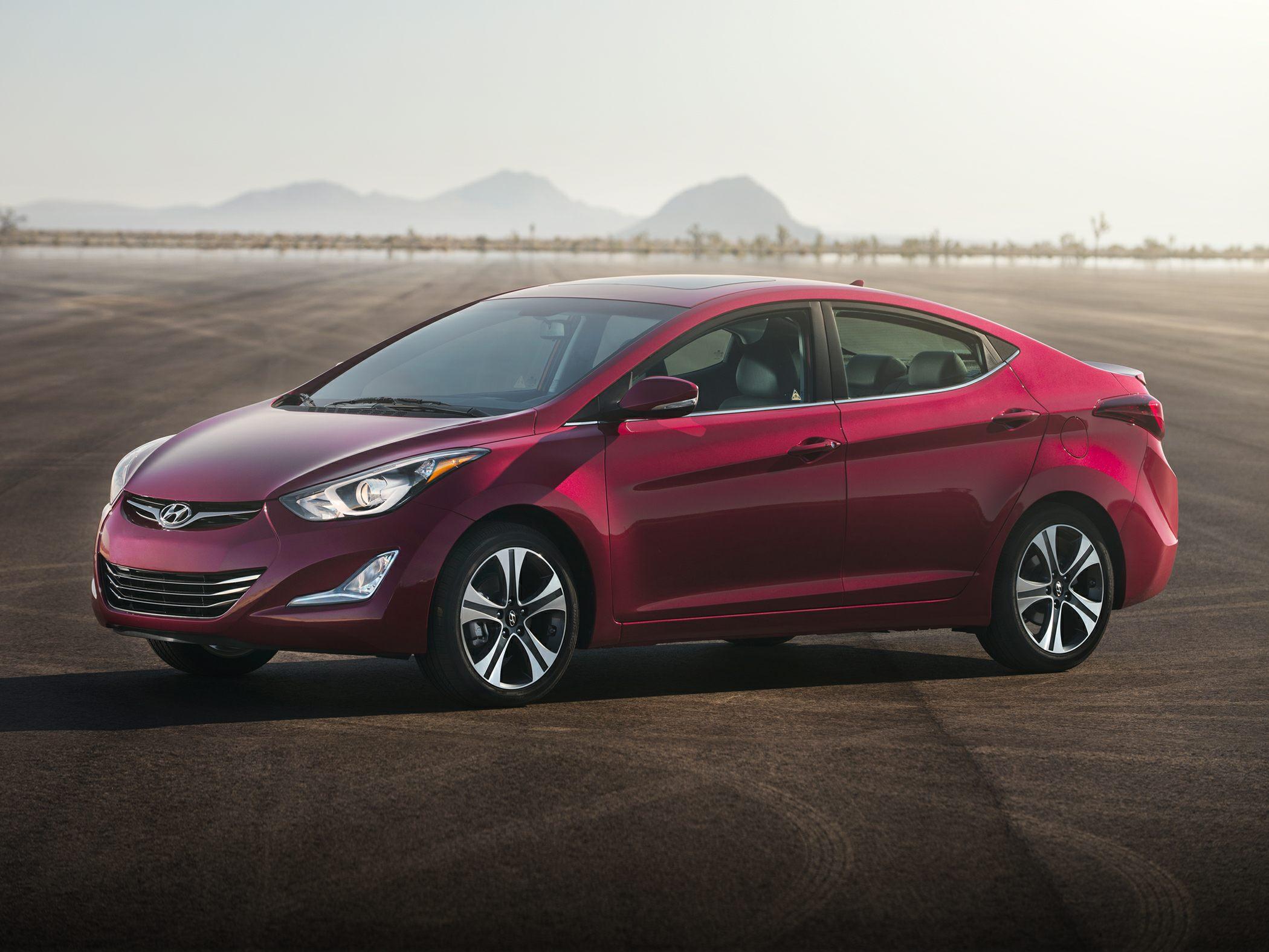 2015 Hyundai Elantra Glam
