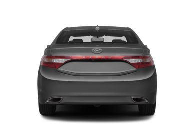 Rear Profile  2014 Hyundai Azera