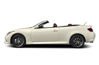 90 Degree Profile 2014 INFINITI Q60 IPL