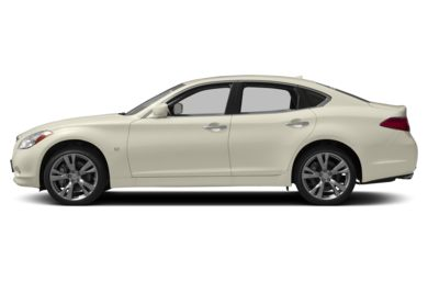 90 Degree Profile 2015 Infiniti Q70