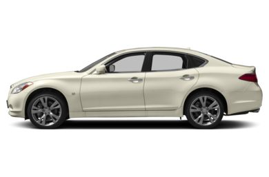 90 Degree Profile 2014 INFINITI Q70
