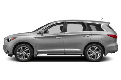 90 Degree Profile 2014 INFINITI QX60 Hybrid