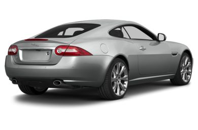 3/4 Rear Glamour  2014 Jaguar XK