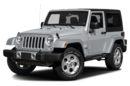 3/4 Front Glamour 2016 Jeep Wrangler