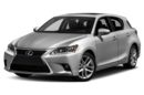 3/4 Front Glamour 2017 Lexus CT 200h