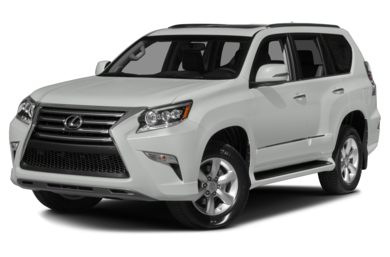 3/4 Front Glamour 2014 Lexus GX 460