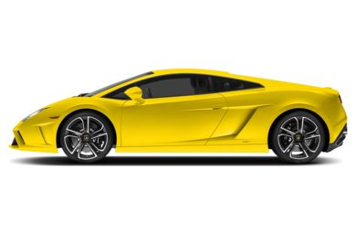 90 Degree Profile 2014 Lamborghini Gallardo