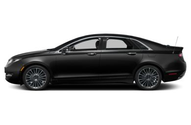 90 Degree Profile 2013 Lincoln MKZ Hybrid